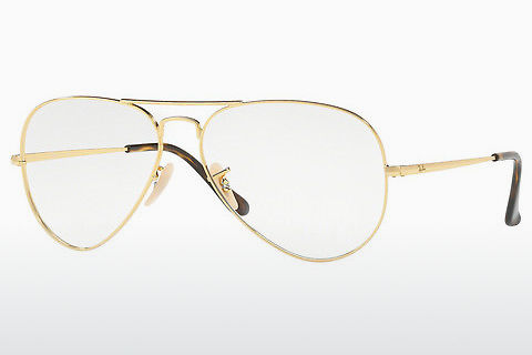 brille Ray-Ban Aviator (RX6489 2500)