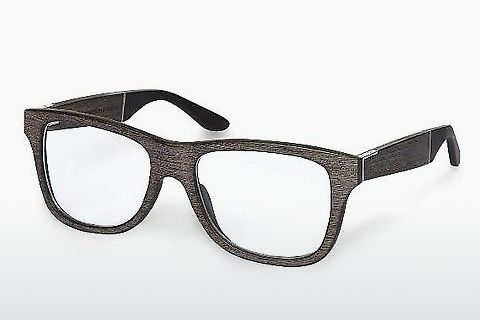 brille Wood Fellas Prinzregenten (10900 black oak)