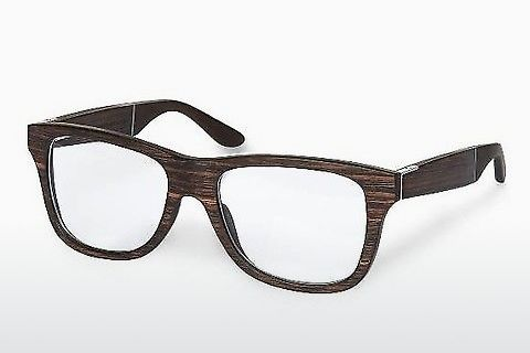 brille Wood Fellas Prinzregenten (10900 ebony)