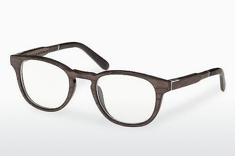 brille Wood Fellas Bogenhausen (10911 black oak)