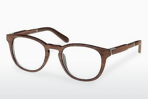 brille Wood Fellas Bogenhausen (10911 walnut)