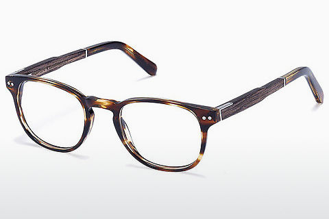 brille Wood Fellas Bogenhausen Premium (10936 ebony/havana)