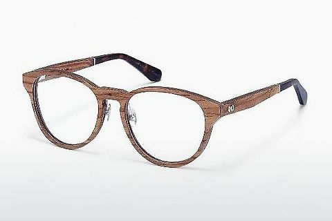 brille Wood Fellas Wernstein (10938 zebrano)