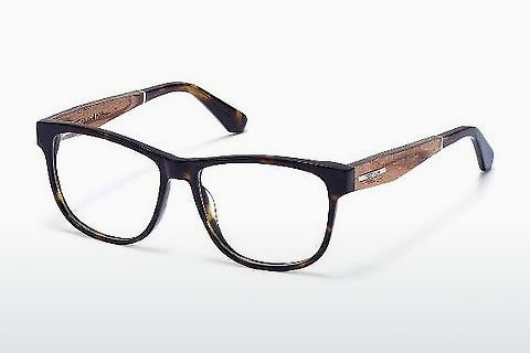 brille Wood Fellas Wildenau (10939 zebrano)