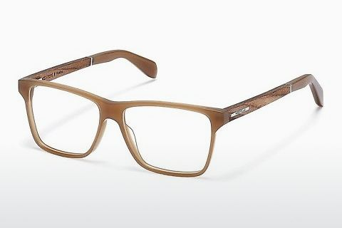 brille Wood Fellas Waldau (10941 zebrano)