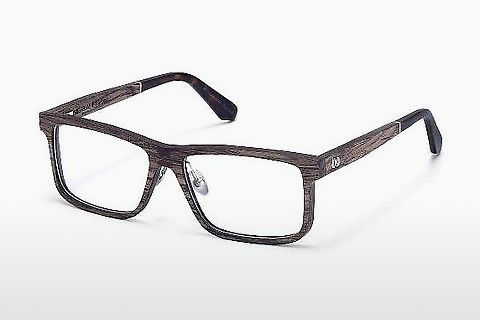 brille Wood Fellas Eisenberg (10943 walnut)