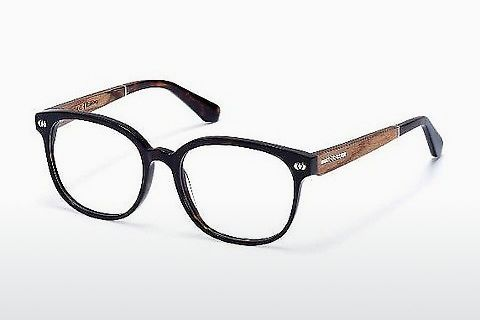 brille Wood Fellas Rosenberg (10945 zebrano)