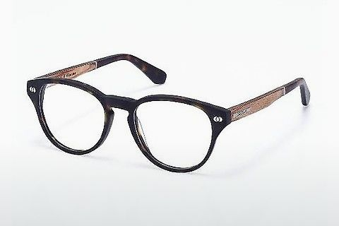 brille Wood Fellas Wildenstein (10947 zebrano)
