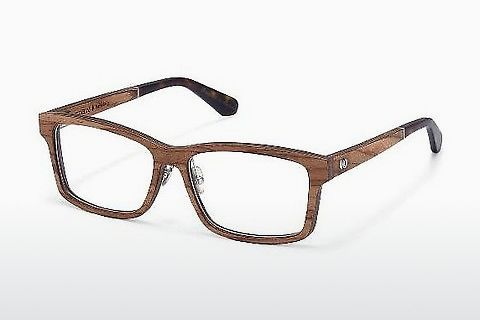 brille Wood Fellas Haltenberg (10949 zebrano)