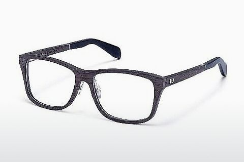 brille Wood Fellas Schwarzenberg (10954 black oak)
