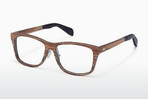 brille Wood Fellas Schwarzenberg (10954 zebrano)