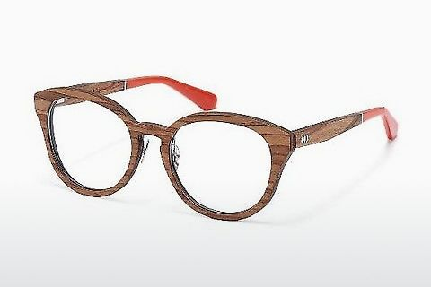 brille Wood Fellas Possenhofen (10955 zebrano)