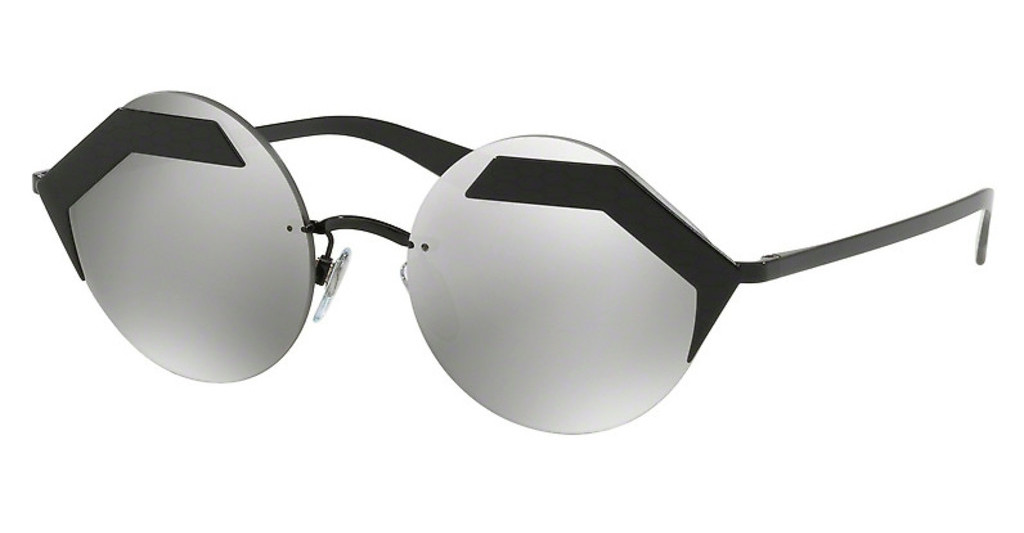 Bvlgari   BV6089 128/6G LIGHT GREY MIRROR SILVERBLACK/MATTE BLACK