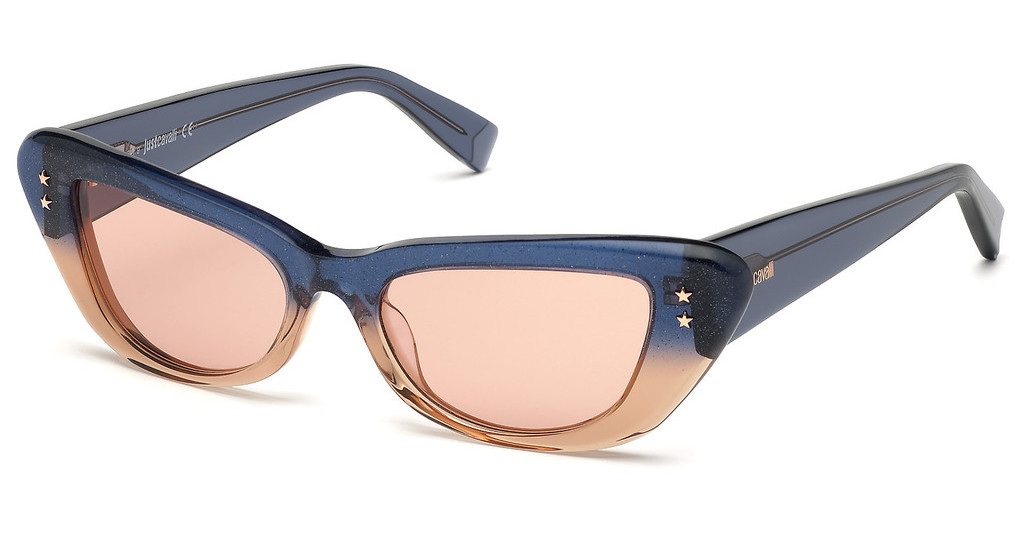 Just Cavalli   JC921S 92E braunblau