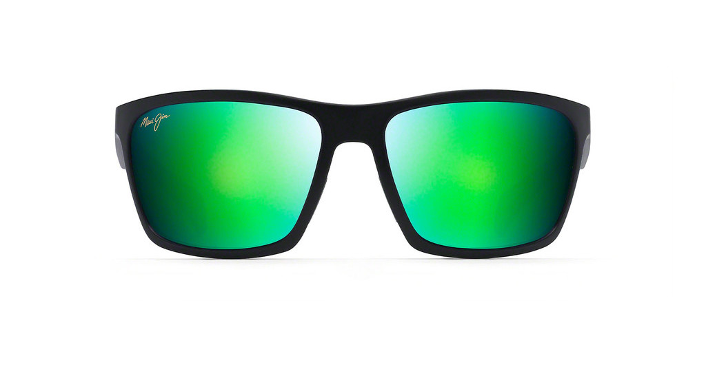 Maui Jim   Makoa GM804-2M MAUIGreenMatte Black