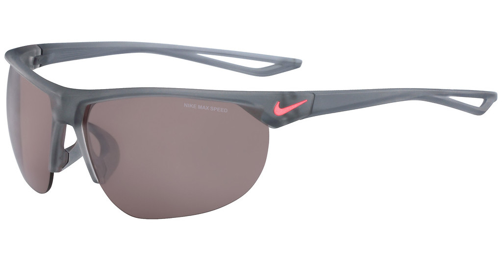 Nike   NIKE CROSS TRAINER E EV0938 012 MATTE GREY WITH SPEED TINT SILVER FLASH  LENS