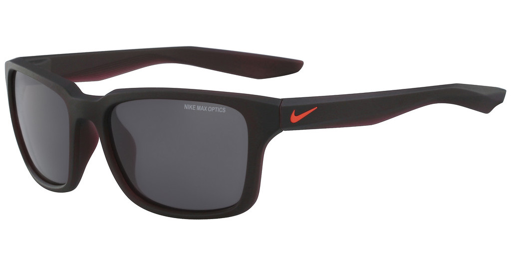 Nike   NIKE ESSENTIAL SPREE EV1005 600 MATTE RED W/DARK GREY LENS