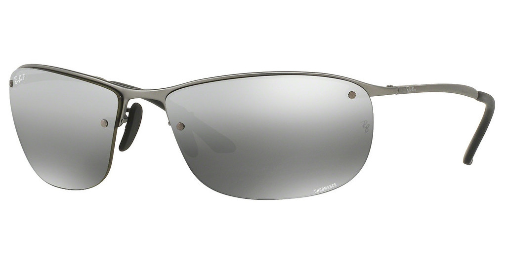 Ray-Ban   RB3542 029/5J GREY MIRROR SILVER POLARMATTE GUNMETAL