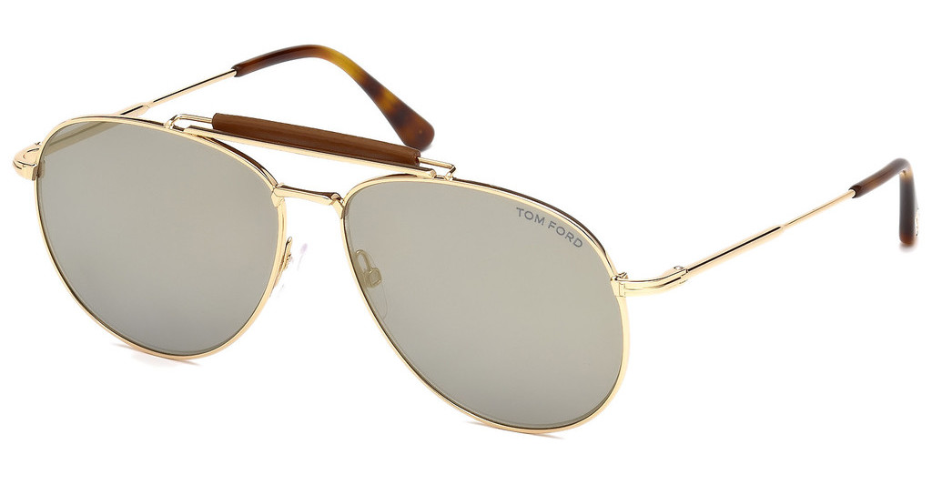 Tom Ford   FT0536 28C grau verspiegeltrosé