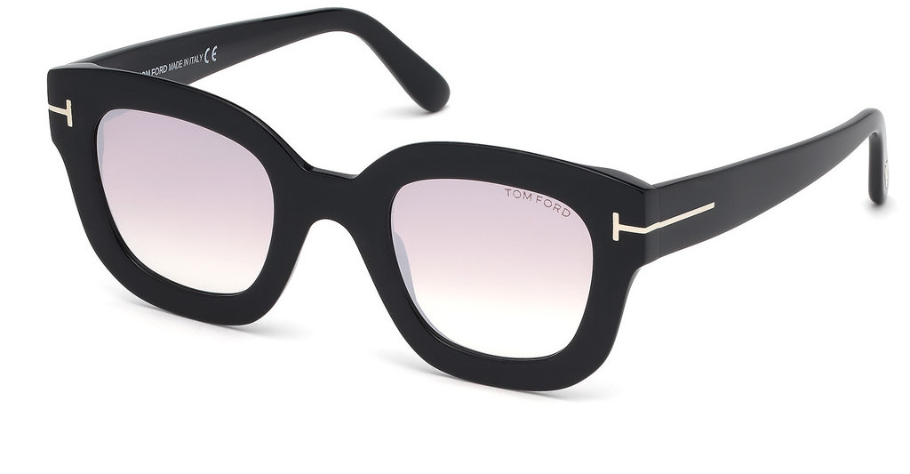 Tom Ford   FT0659 01Z verspiegeltschwarz glanz