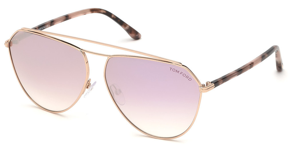 Tom Ford   FT0681 28Z verspiegeltrosé