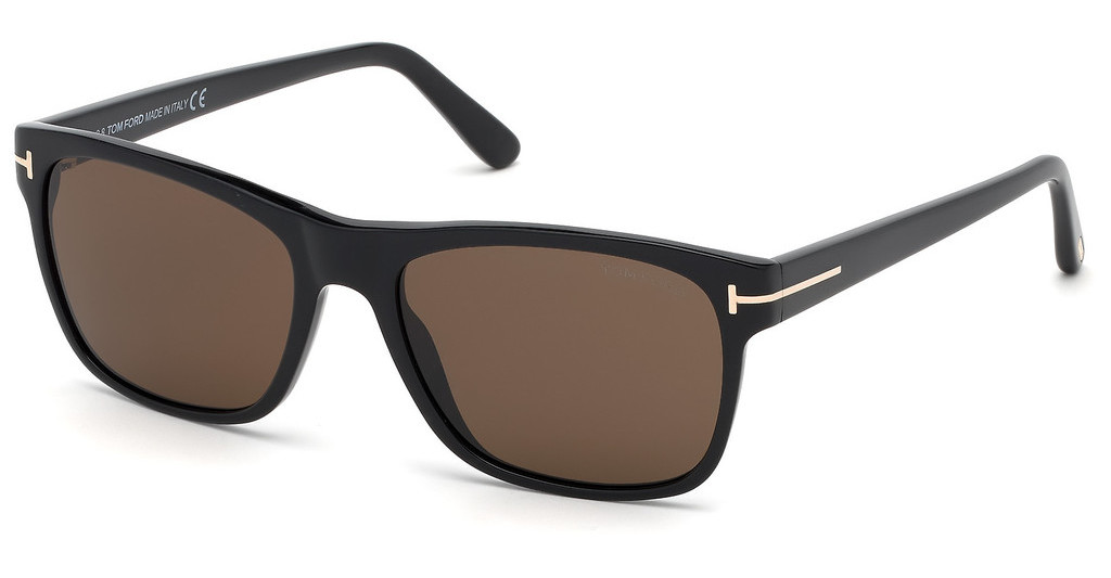 Tom Ford   FT0698 01J roviexschwarz glanz