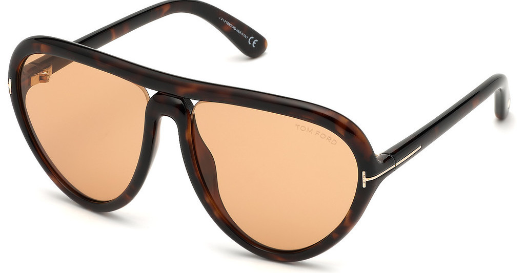 Tom Ford   FT0769 52E braunhavanna dunkel