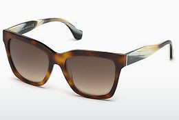 solbrille Balenciaga BA0098 53F - Havanna, Yellow, Blond, Brown