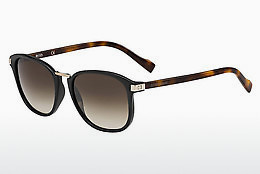 solbrille Boss Orange BO 0178/S 19C/JS - Sort, Brun, Havanna