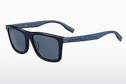 solbrille Boss Orange BO 0297/S ZX9/KU - Blå