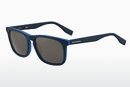 solbrille Boss Orange BO 0317/S RCT/IR - Blå