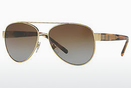 solbrille Burberry BE3084 1145T5 - Gull