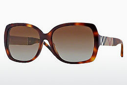 solbrille Burberry BE4160 3316T5 - Brun, Havanna