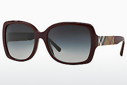 solbrille Burberry BE4160 34038G - Brun