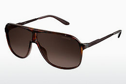 solbrille Carrera NEW SAFARI KME/J6 - Brun, Havanna