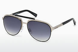 solbrille Dsquared DQ0283 14C - Grå, Shiny, Bright