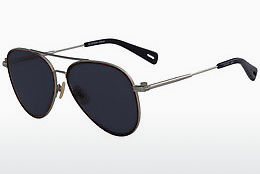 solbrille G-Star RAW GS122S METAL BRYCAN 028 - Grå