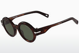 solbrille G-Star RAW GS604S FAT WILTON 725 - Brun, Havana