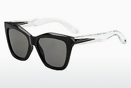 solbrille Givenchy GV 7008/S AM3/Y1 - Sort
