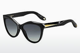 solbrille Givenchy GV 7009/S QOL/HD - Sort
