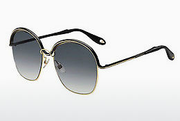solbrille Givenchy GV 7030/S DYD/9O - Gull, Sort