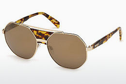 solbrille Just Cavalli JC828S 53G - Havanna, Yellow, Blond, Brown