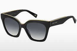 solbrille Marc Jacobs MARC 162/S 807/9O - Sort