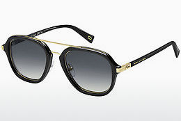 solbrille Marc Jacobs MARC 172/S 2M2/9O - Sort, Gull