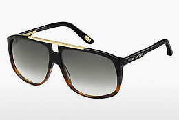 solbrille Marc Jacobs MJ 252/S OHQ/YR - Sort, Brun, Havanna