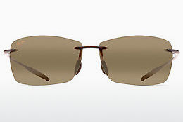 solbrille Maui Jim Lighthouse H423-26 - Rød
