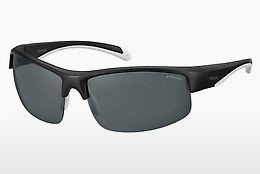 solbrille Polaroid Sports PLD 7019/S 80S/M9 - Sort, Hvit