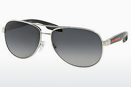 solbrille Prada Sport BENBOW (PS 53PS 1BC5W1) - Grå