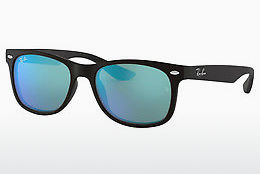 solbrille Ray-Ban Junior Junior New Wayfarer (RJ9052S 100S55) - Sort