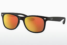 solbrille Ray-Ban Junior Junior New Wayfarer (RJ9052S 100S6Q) - Sort